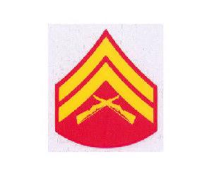 E4 - USMC CPL Decal - SemperFiCo.com